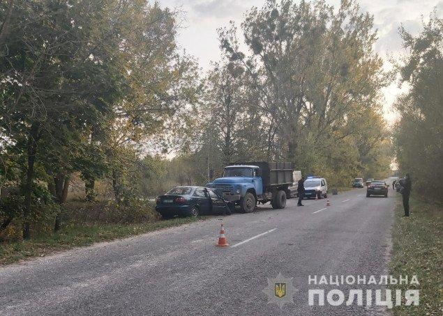 В ДТП под Киевом погибла член избирательной комиссии