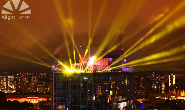День народження Gulliver відсвяткував світловим шоу світового рівня (фото)