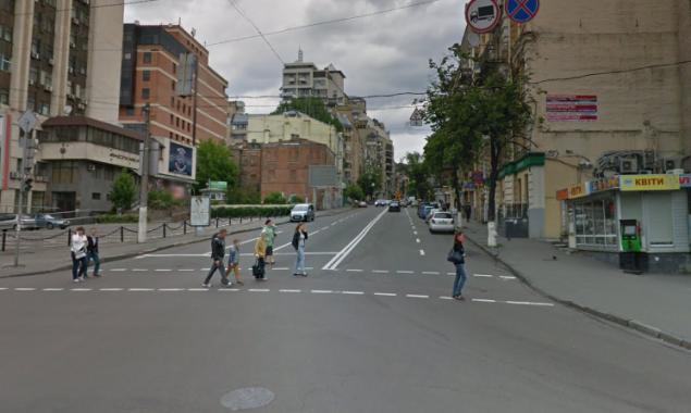 Завтра, 24 октября, на улице Бульварно-Кудрявской ограничат движение транспорта (схема)
