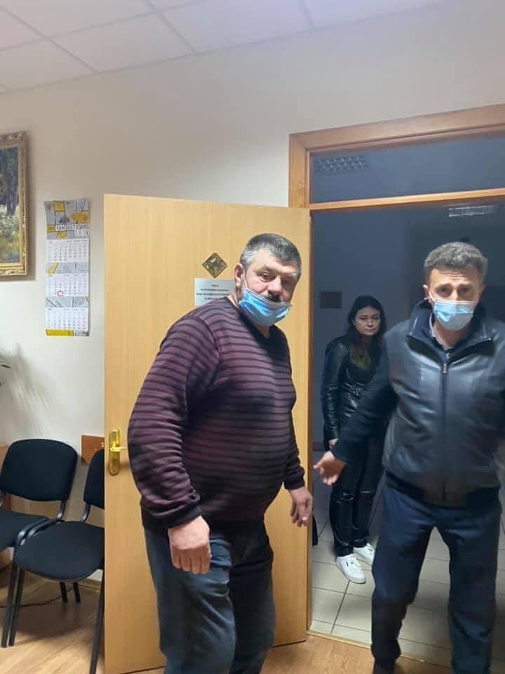 Заместителю главы одного из сельсоветов Киевщины сообщили о подозрении в нападении на нардепа Сюмар