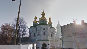Центральный вход в Киево-Печерскую лавру на месяц закроют (схема)