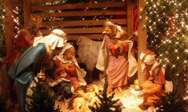 Голова Київської обласної ради привітав християн західного обряду з Різдвом Христовим | КиевВласть