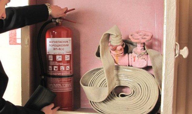 Больницам Киева приказали усилить противопожарные меры