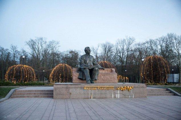 """Национальный парк """"Голосеевский"""" просит Ермака решить вопрос с границами и финансированием"""