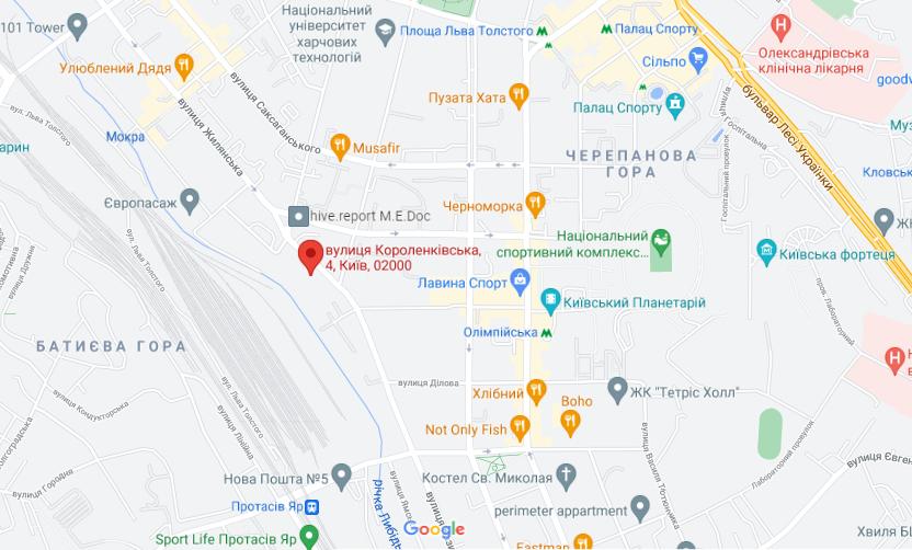 """""""Укравторесурс"""" через суд добился разрешения достроить торгово-офисный комплекс возле НСК """"Олимпийский"""""""
