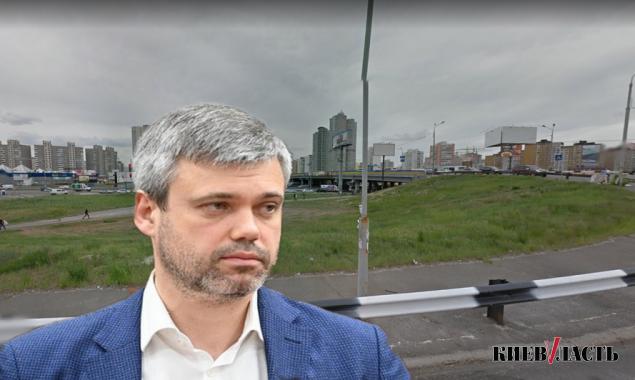 "Полгектара возле метро ""Позняки"" хотят отдать застройщику арестованного ТРЦ SkyMall"