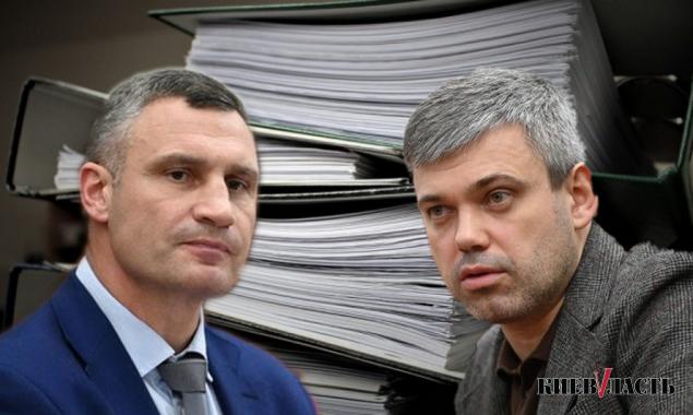 Как Петр Оленич подставляет Виталия Кличко под суды