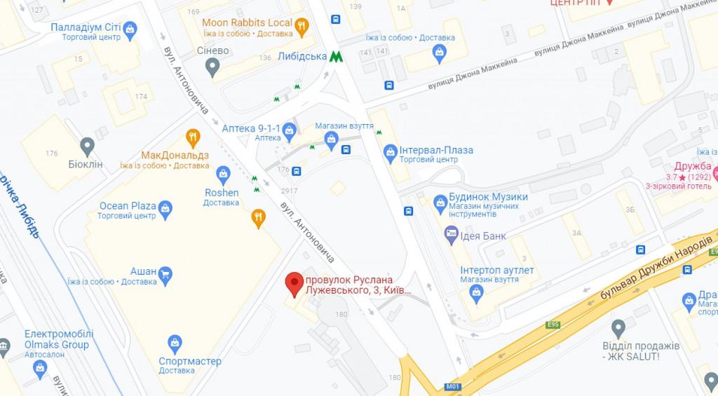 Компаниям Вагифа Алиева разрешили проектировать реконструкцию снесенного здания на Лыбедской площади