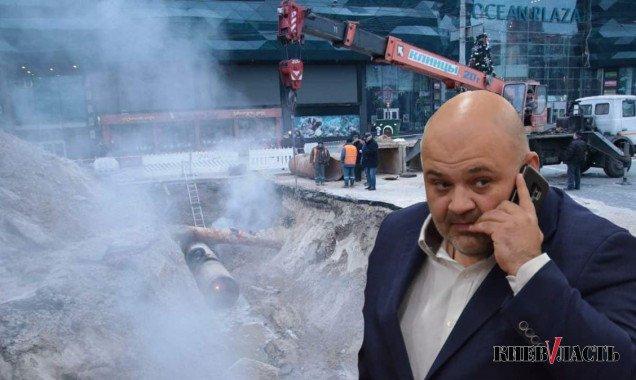 """""""Киевтеплоэнерго"""" искусно поддерживает изношенность теплосетей столицы на уровне 80%"""