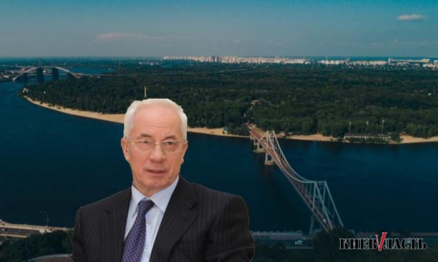 В Киевсовете намерены продлить пребывание на Трухановом острове фирмы из окружения Азарова