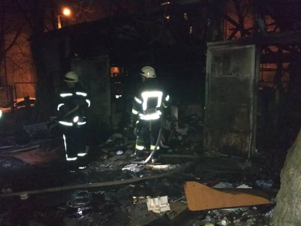 ВКиеве произошел омерзительный смертоносный пожар: появились фото