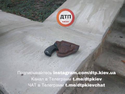 Вкиевском парке открыли стрельбу