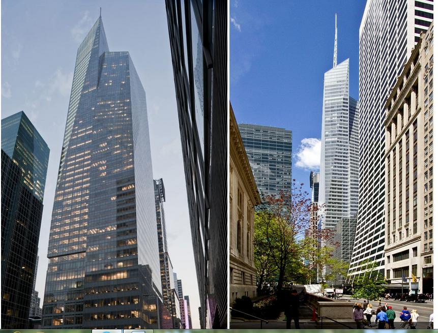 3.9 Топ-10 самых дорогих небоскребов мира