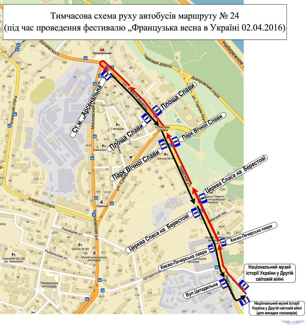 маршрута 102 схема автобуса